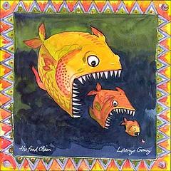 El pez grande se come al pequeño