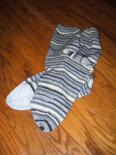 Dad's Mismatched Socks