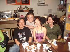 Mark, Renzie, & RG (with me)