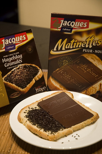 Jacques Callebaut Matinettes And Granules
