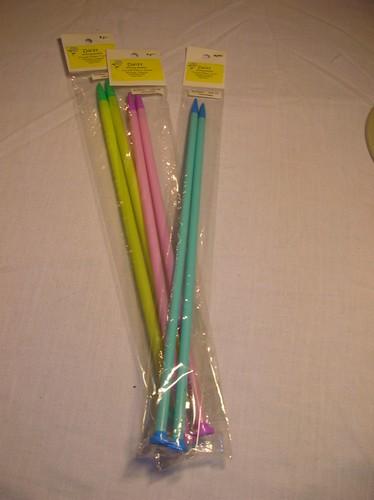 daisy needles 2