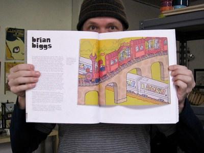me in a book!