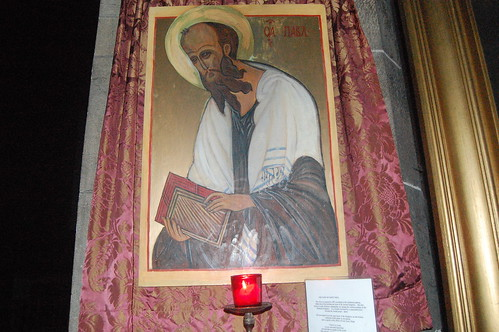 Paul of Tarsus?  Saul the Apostle?