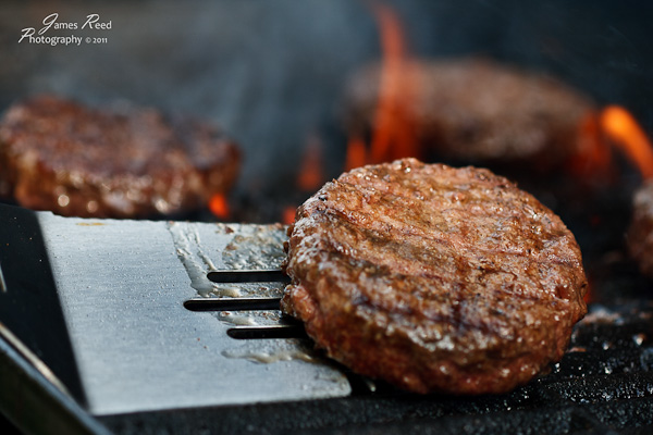 Flame broiled perfection.