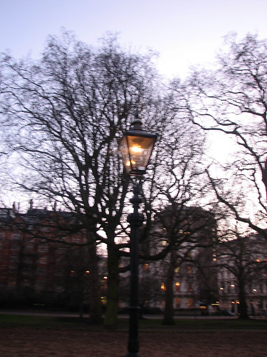 Lighting of the Lamps