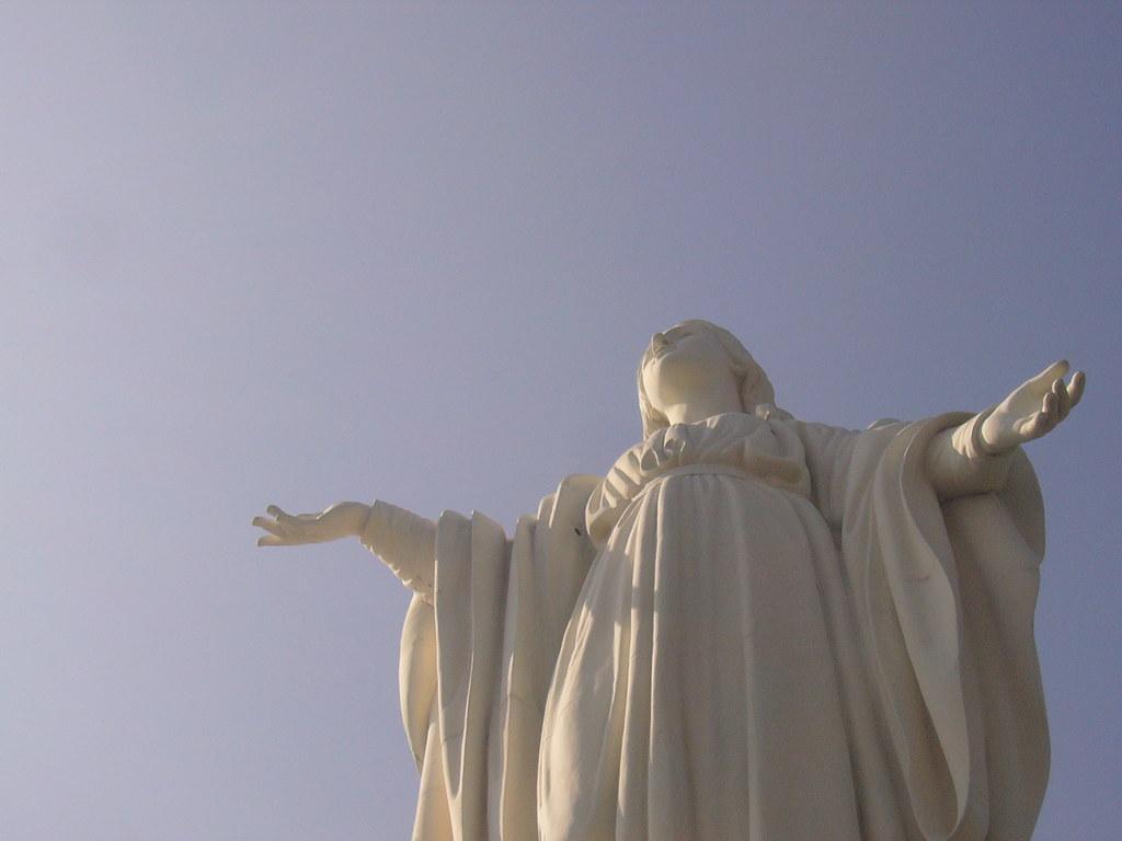 Santiago Virgin Mary
