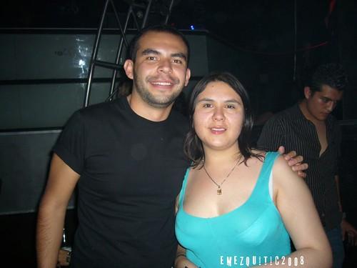 Alejandro Franco & me