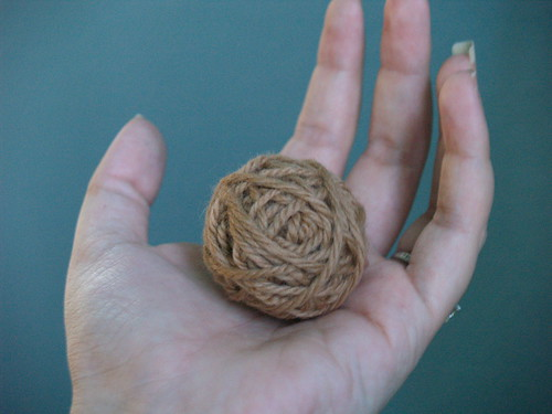 Wool Yarn Ball