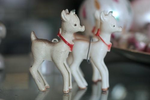 Tiny reindeer