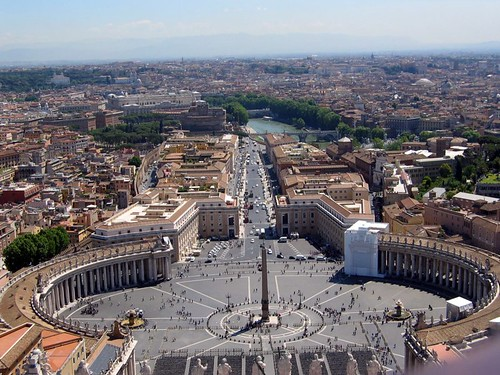 St. Peters Square.