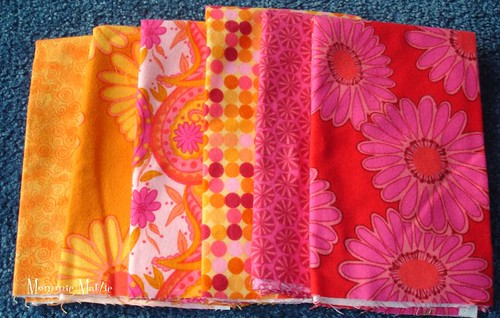 Flannel fabrics for baby