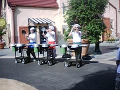 Drummer Chefs