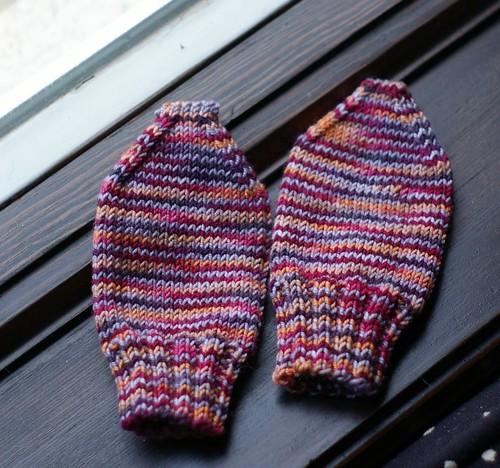 J's mittens