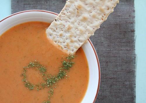 Potage de carottes