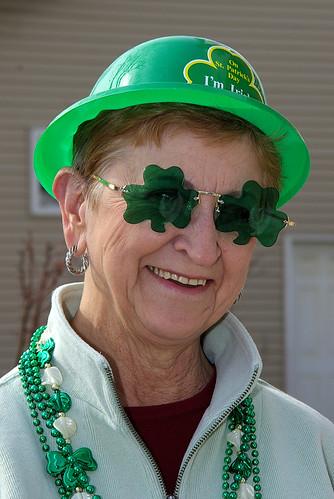 Royal Oak Saint Patrick's Day Parade 2008 by Wigwam Jones