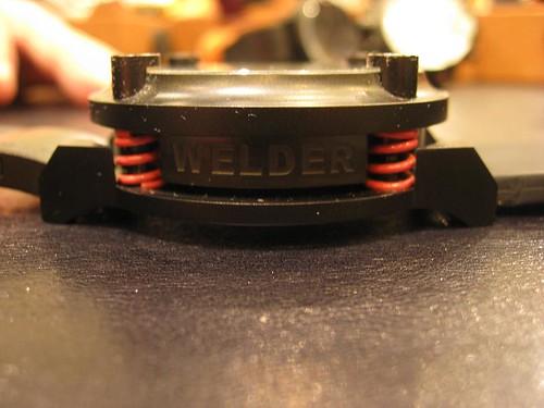 Welder K30 Side