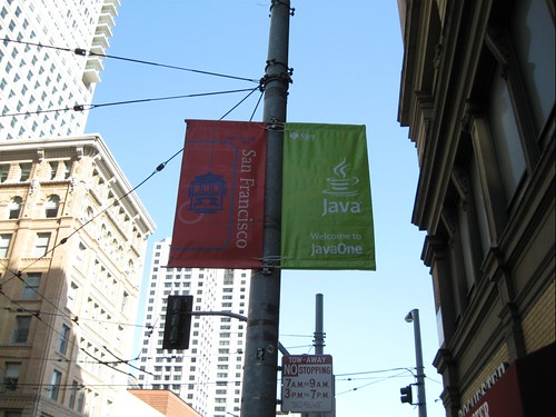 Java + San Francisco