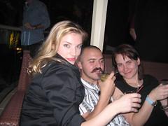 Sarah, Dax, and Vanessa - Pubcon Vegas 2007