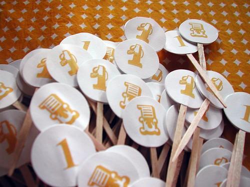 cupcake picks