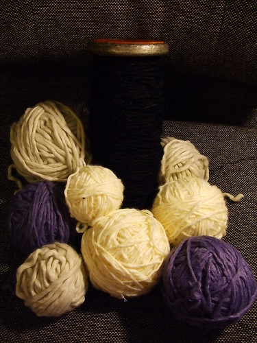 Acrylic Reclaimed Yarn