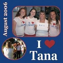 We *heart* Tana