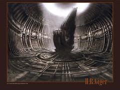 CLIQUE PARA FAZER O DOWNLOAD DESTE WALLPAPER COM A ARTE DE H.R.GIGER