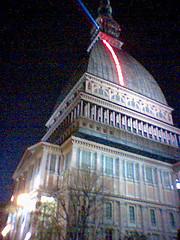 Torino, Mole Antonelliana sede del Museo del Cinema