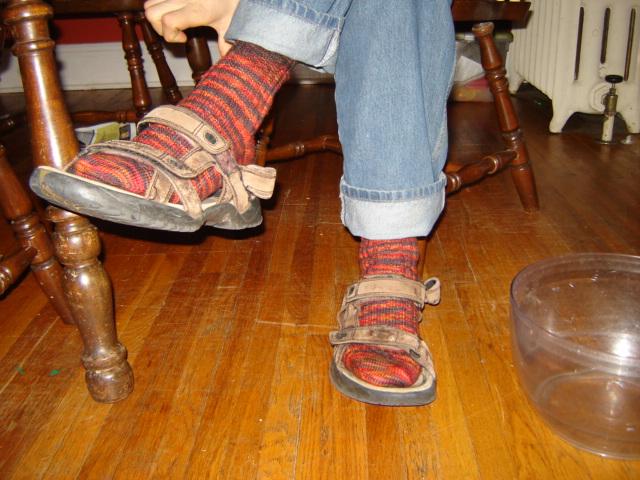 Skeptic socks 2