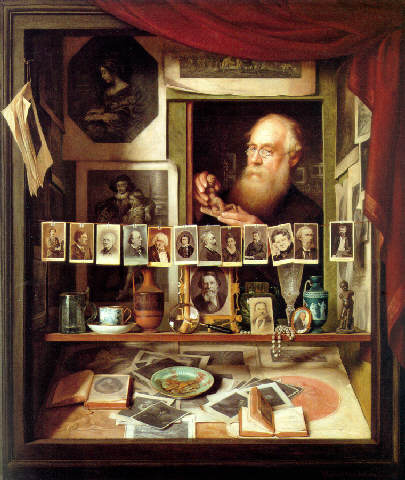 the printseller's window