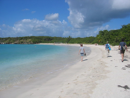 The Secret beach, Vieques