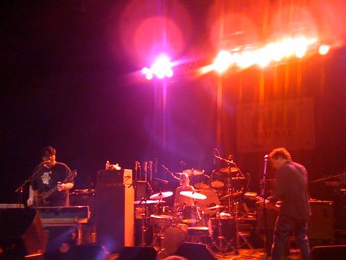 Yo La Tengo @ Austin Music Hall, SXSW 2008