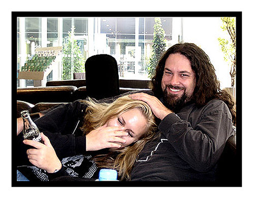 Greg Anderson (Sunn) & Adrienne Davies (Earth), Londres 2005