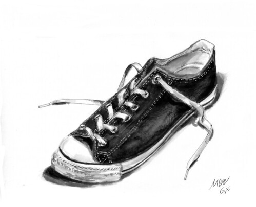 Challenge #1 - Draw a Shoe