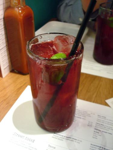 Hibiscus Water