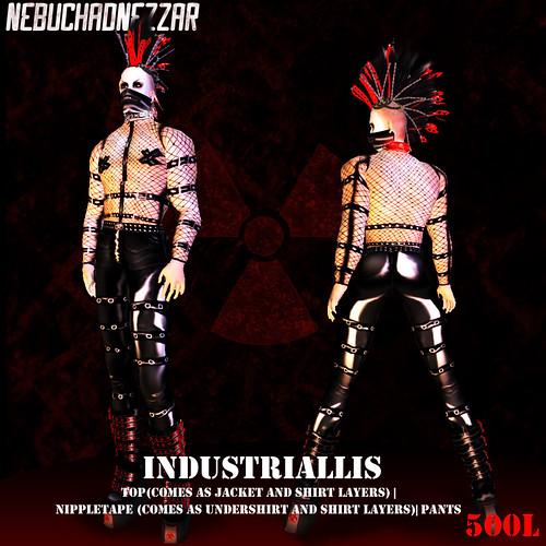 NDN - Industriallis