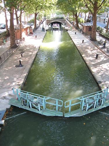 Le Canal Saint Martin