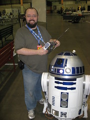 Homemade R2D2