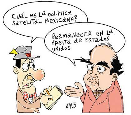 jans-neg politica satelital