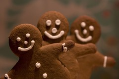 Don't be blue this Christmas/Gingerbread Men
