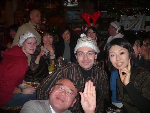 Soirée Noël 2007