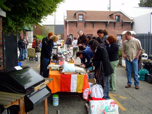 West Seattle driveway sale