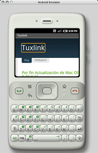Tuxlink on Android