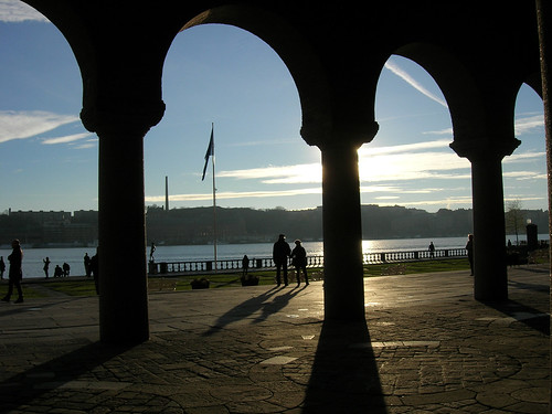 Arcades of Stockholm City Hall 5
