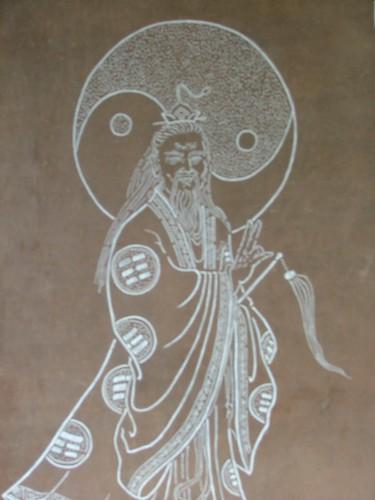 DaoistCaveDrawing