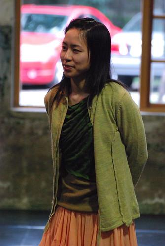 林向秀舞團-陳�寧