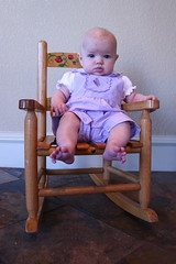 Chelsea - Rocking Chair - 4 months