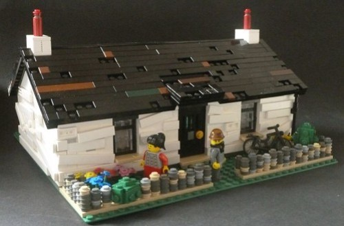 Duplex cottage