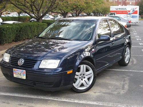 My VW Jetta