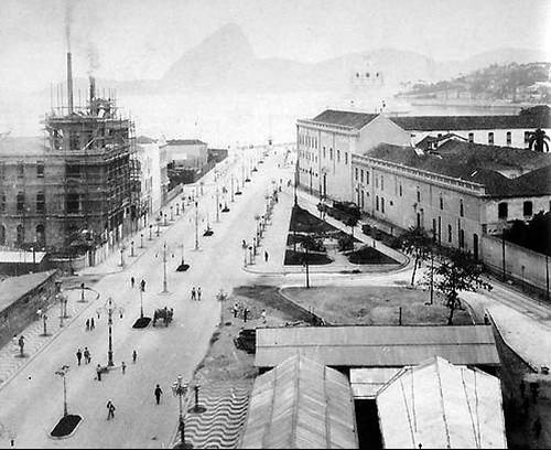 Avenida Central - Cinelândia