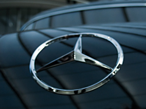 the mercedes abstract (title inspired by John P Sullivan)/ copyright erkan dörtoluk